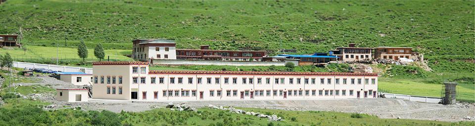 Il nuovo Laboratorio della valle di Dzongsar