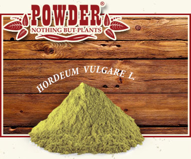 POWDER - ERBA D'ORZO BIO