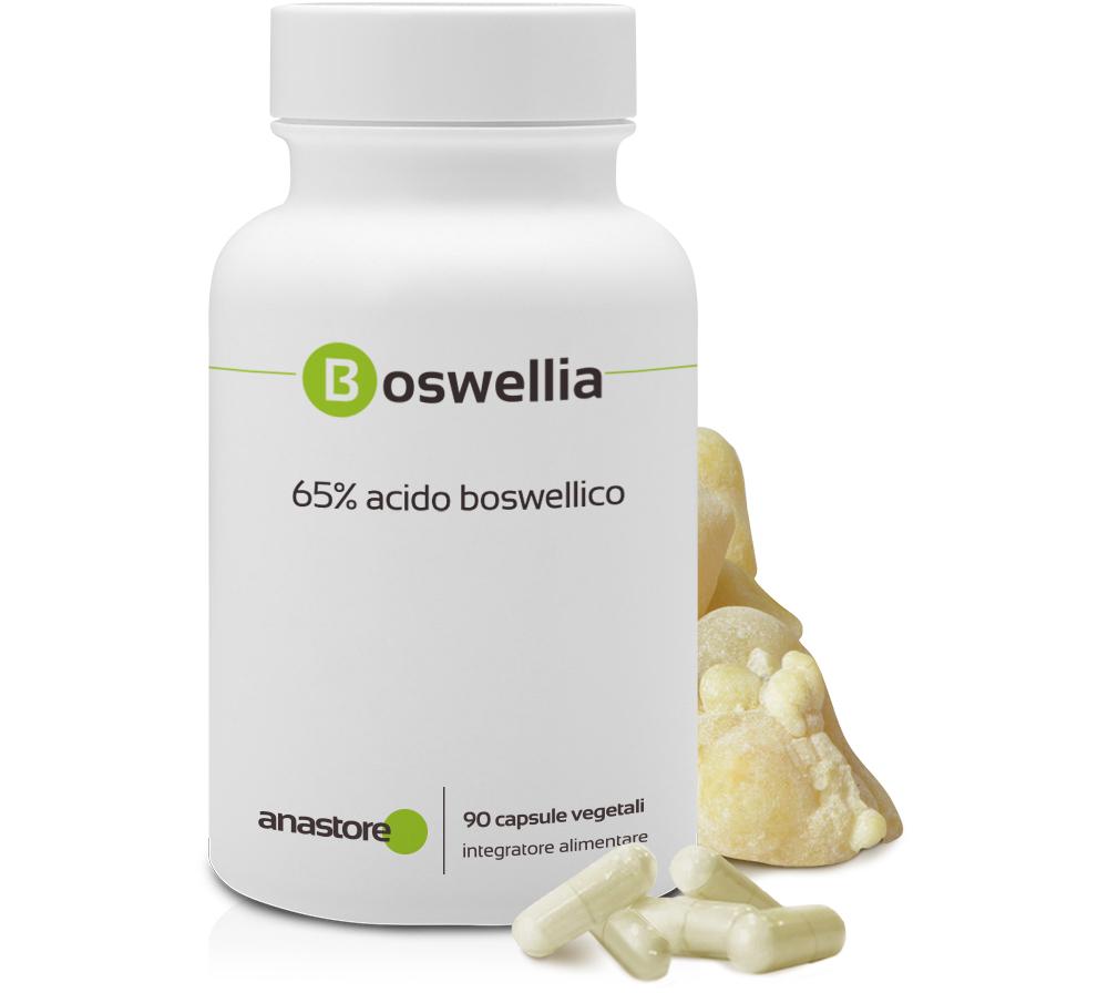 Boswellia: a cosa serve e quando assumerla